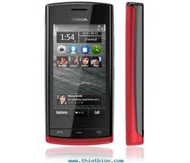 Nokia 500 likenew BH đến 05 03 2013 giá siêu đẹp đây.