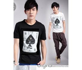 ÁO thun HÀn Quốc new style 2012