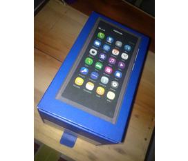 HN Bán Nokia N9 full box 100%, còn bảo hàng 10 tháng, ảnh thật