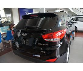 Hyundai Tucson 2012 giá tốt nhất tại Hyundai Giải Phóng, xe giao ngay với các màu đen, màu trắng, màu cát cháy, màu bạc