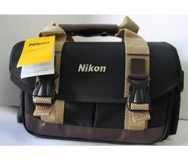 Túi đựng máy ảnh Nikon chuyên nghiệp hàng đẹp mẫu mới nhất 2012