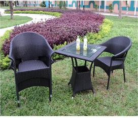 Bàn ghế mây nhựa, bàn ghế cafe, xích đu, giường tắm nắng