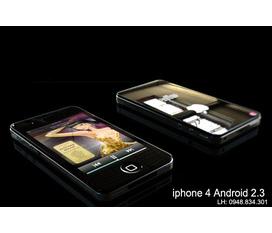 Bất ngờ với Iphone 4 Android giá rẻ của TSmobile