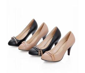 Giày cao gót Giày đẹp, nâng gót ngà