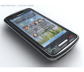 Nokia C6 01 hàng cty còn BH 24.03.2013 mới 99,99% bán