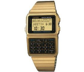 Đồng hồ Casio General Men s Watches Data Bank DBC 610GA 1DF WW