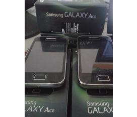 Bán galaxy S5830 new 100% fullbox