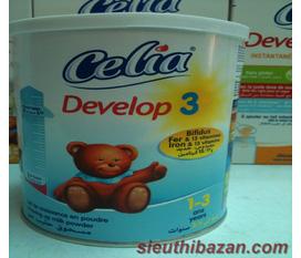 Celia, mua sữa Celia giảm 200k/thùng, tặng ô tô, xe đạp, máy làm sữa chua... GIao hàng và quà tặng tại nhà