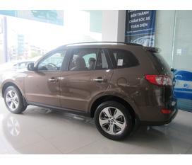 Đại lý phân phối xe Santa Fe 2012 giá cực rẻ