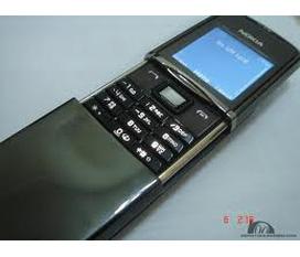 Nokia 8800 Sirocco Black Đẳng cấp là mãi mãi