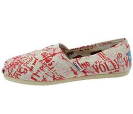 Giày Toms cho phong cách sành điệu