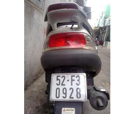 Cần bán xe nữ ATILA SYM 2004 màu bạc giá 6,5tr