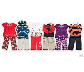 Chuyên bán buôn nguyên lô / số lượng lớn quần áo trẻ em xuất nhập khẩu