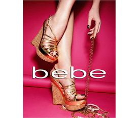 Topic 45:Giầy guốc Bebe chính hãng 100% authentic.