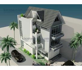 Thiết kế nhà dân đẹp