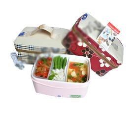 Hộp ủ cơm, hộp ủ cơm KOMASU, máy làm kem, hộp làm nóng cơm