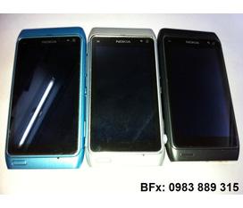 Bán Nokia N8 Full Các Màu Trắng, Đen, Xanh Nguyên Bản, Đẹp Có Ảnh