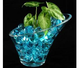 Đất tinh thể hạt dinh dưỡng cắm hoa 1 bịch gồm 11 gói 11 màu mỗi gói 7.2gr