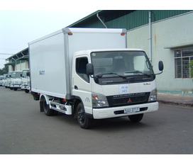 Đại lý chuyên xe tải Mitsubishi Canter 1.9 Tấn, 3.5 Tấn, 4.5 Tấn duy nhất tại Miền Bắc Xe giao ngay