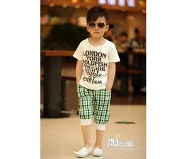 Topic 1: Áo phông năng động cho bé trai.