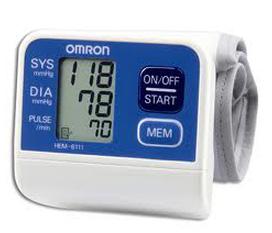 Máy đo huyết áp OMRON HEM 6111 bảo hành 03 năm