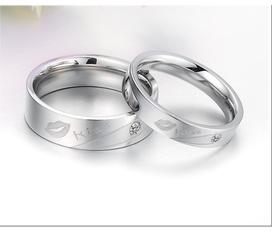 TIIMII SHOP: Trang sức đôi inox bạc