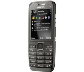 Nokia E52 black cũ cần bán, hàng công ty nguyên bản còn mới đủ PK . thẻ nhớ 2G máy đẹp giá tốt