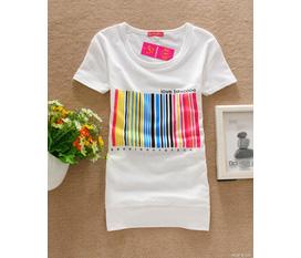 Áo phông nữ thời trang hè 2012