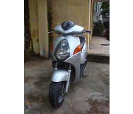 Bán xe Honda a còng , xe màu bạc 150cc