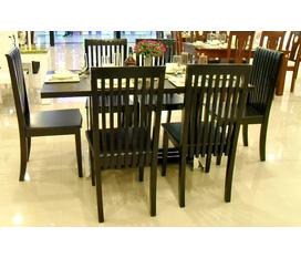 Bàn ghế phòng ăn sang trọng LEWOOD, Nội thất Châu Âu Tinh tế, sang trọng đến từng chi tiết