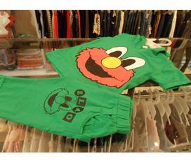 Topic 4 : Quần áo bộ hoạt hình cho bé trai và bé gái