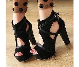Giày xinh giá tốt chất lượng khỏi chê đây, cho bạn tự tin xuống phố