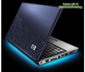Bán laptop HP dv4t, Core2 T6400 2x2.0GHz R2G 250G Wifi Webcam HDMI, giá rẻ 6,5tr