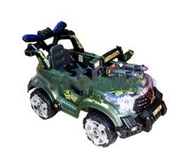 Ô tô điện tự lái có điều khiển, ô tô trẻ em