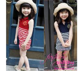 Quần áo trẻ em mùa hè mới nhất năm 2012 cho bé iu của bạn