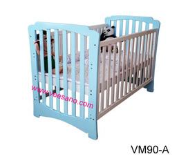 Giường cũi cho bé VM90 A giá bán 3.950.000