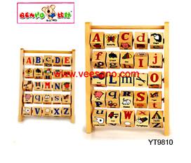 Đồ chơi thông minh bằng gỗ cho trẻ với mọi lứa tuổi