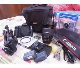 Bán Canon EOS 40D hàng Lê Bảo Minh đẹp long lanh Lens 17 85 is usm hood,fitter mới 99% Tripod Sony và quá nhiều phụ ki