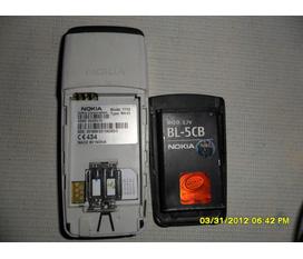 Nokia 1110i hàng công ty , máy quá chất Rẻ nhất én bạc Giá 270k BH trách nhiệm 1 tháng mại zô các Ty