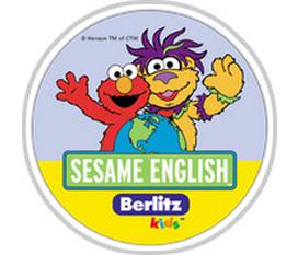 Sesame English phim dạy anh văn cho trẻ em