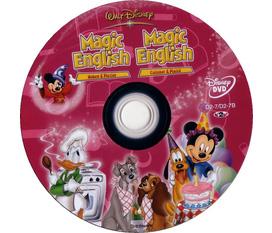 Magic English Phim hoạt hình dạy anh văn cho trẻ