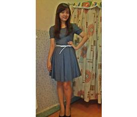 Đầm Váy teen