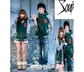 Shop249 về áo khoác hàn quốc, áo khoác bóng chày đợt 1