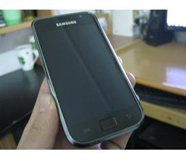 Galaxy I9003 bản 4Gb công ty. bảo hành dài 1/2013. máy đẹp giá yêu pic