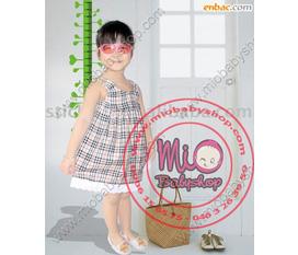 Thời trang trẻ em mùa hè đẹp điệu