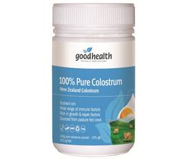 Sữa non Goodheath 100% cho bé phát triển toàn diện