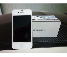Bán iphone 4 16gb white world fullbox