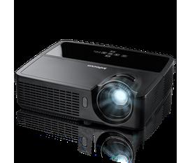 Máy chiếu đa năng INFOCUS IN124, chiếu phim 3D, TRÌNH chiếu 5 MÀU TƯỜNG, 3200 Ansi lumens