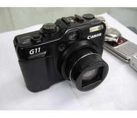 Bán máy ảnh KTS Canon G11 đằng cấp giá hợp lý