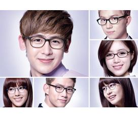 Kính Nobita, kính không độ, kính giả cận, kính Hàn quốc. Đảm bảo giá thành rẻ nhất đến tay khách hàng.